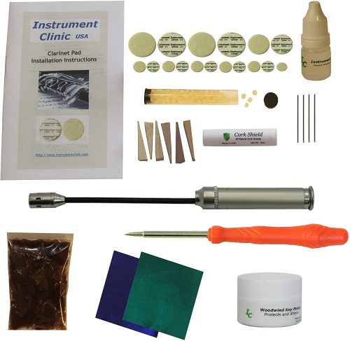 Ins-0997 - Clarinet Kits