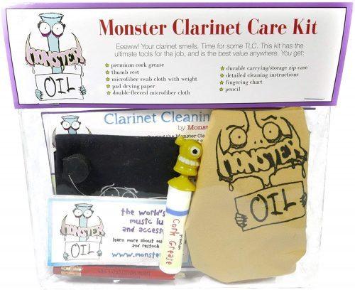 Monster - Clarinet Kits