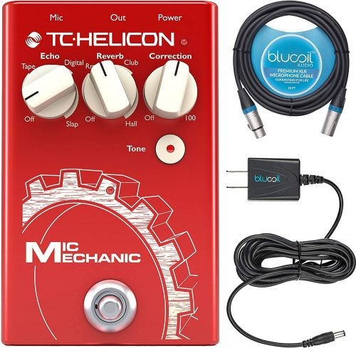 TC Helicon Mic-Mechanic 2 - Vocal Harmonizers