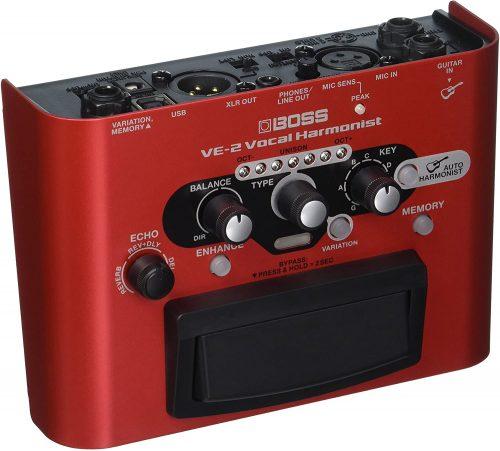 BOSS Vocal Harmonizer (VE-2) - Vocal Harmonizers