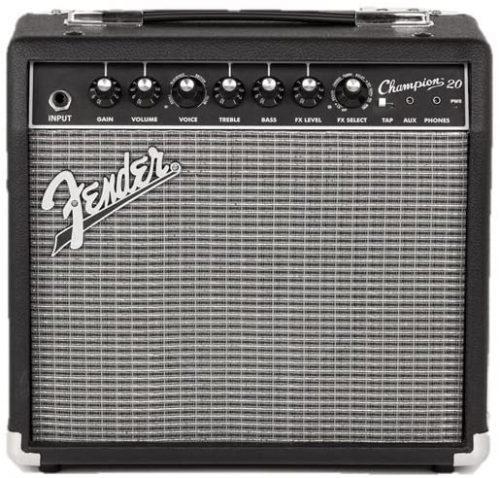 Fender Champion 20 - Guitar Amplifiers