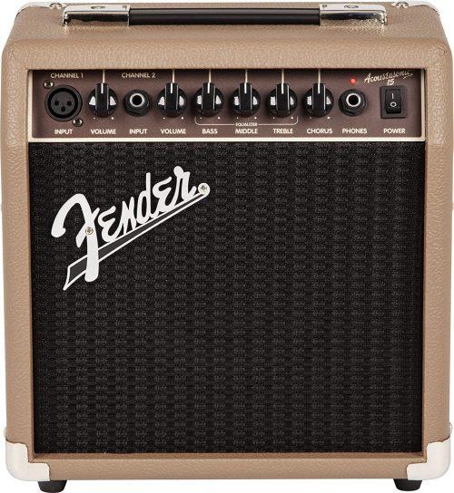 Fender Acoustasonic 15 - Guitar Amplifiers