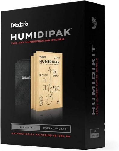 D'Addario Humidipak - Guitar Humidifiers
