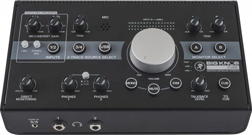 - Thunderbolt Audio Interfaces