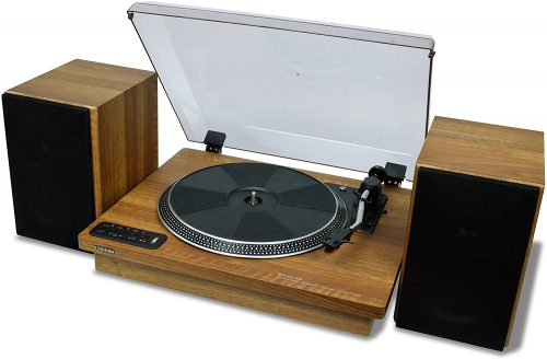 Toshiba Turntable - Turntables With Speakers