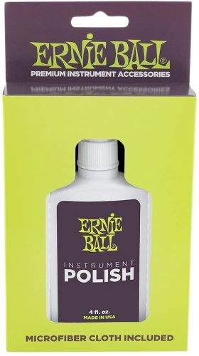 Ernie Ball Instrument Polish - Guitar Polish and Cleaner