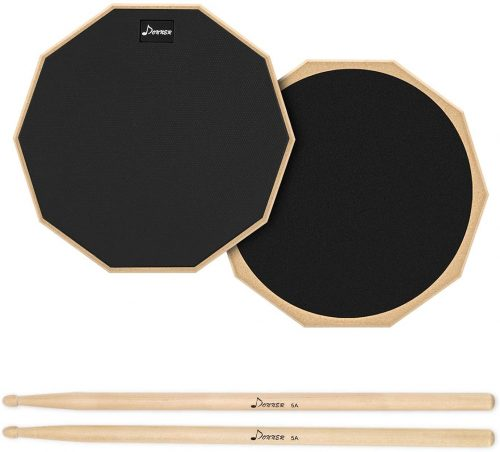 Donner 8 Inches Drum Pad - Practice Pads
