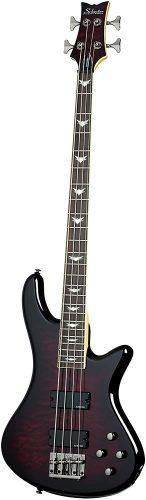 Schecter Stiletto Extreme-4 - best bass guitars