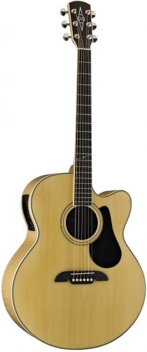 Alvarez AJ80CE - Intermediate classical guitars