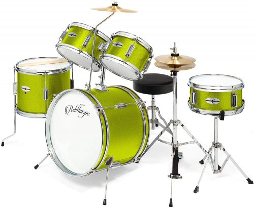 Ashthrope Full Set Kid's Drum Sets