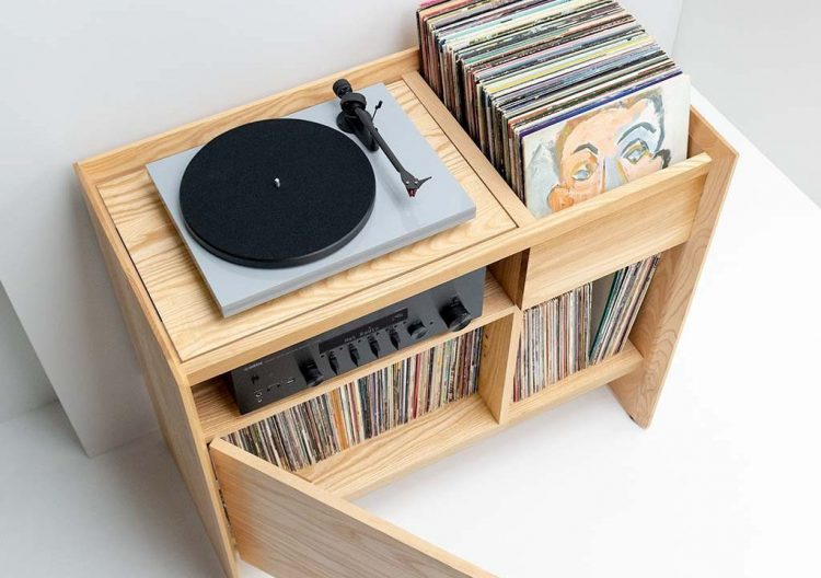 Top 10 Best Record Player Stands In 2021