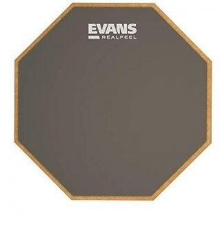 Evans Realfeel 1-Sided Practice Pad - Practice Pads