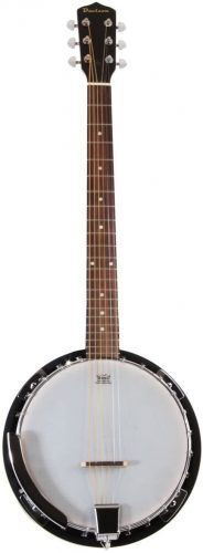 Resonator 6 String Banjo - Cheap Banjos