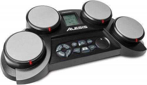 Alesis Portable 4-Pad Tabletop - Beginner Drum