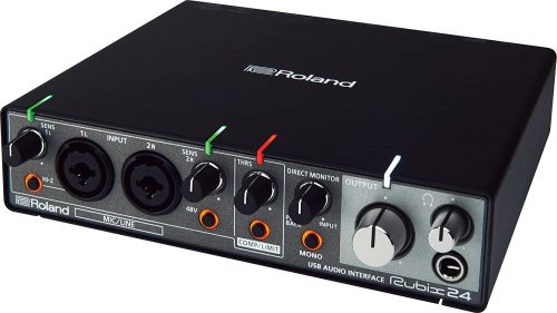 Roland RUBIX24 - Thunderbolt Audio Interfaces