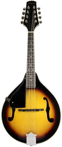 Barcelona Left-Handed Mandolin - Cheap Mandolins