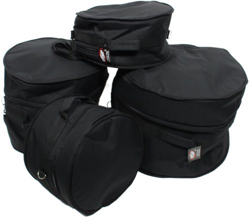 XSPRO 4 piece Drum Case - Drum Cases