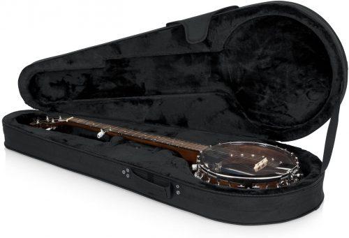 Gator Polyfoam Case for Banjo - Banjo Cases