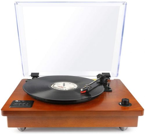 1 by One Turntable - Turntables With Speakers