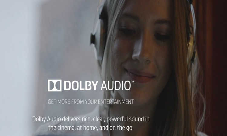 Dolby Audio Technologies | Excellent Sound Experience