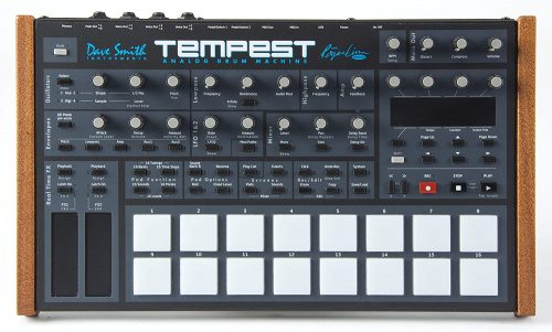 Dave Smith Tempest - Electronic Drum Pads