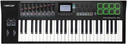 Nektar T4 DAW Controller - MIDI Keyboards