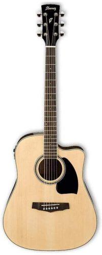 Ibanez PF15ECE - Acoustic Guitars