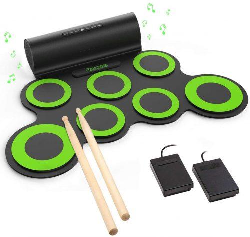 PAXCESS Electronic Drum Set - Beginner Drum