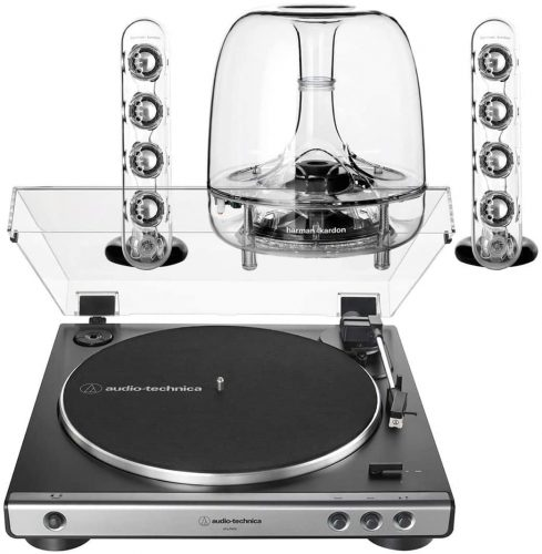 Audio-Technica Turntable - Turntables With Speakers