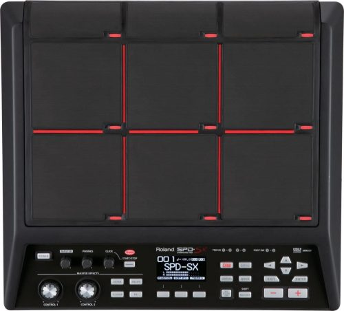 Roland SPD-SX Percussion Sampling - Electric Drum Pads