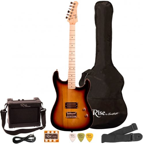 Rise by Sawtooth Electric - Bass Guitar beginner Kits