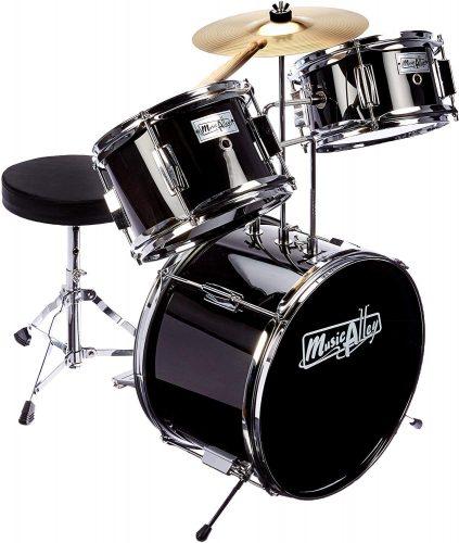 Music Alley 3 Piece Kids - Mini Drum Sets