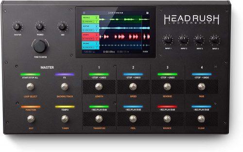 HeadRush Looperboard - best loopers