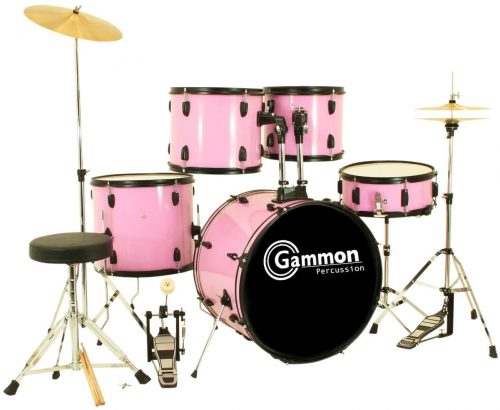 Princess Pink Drums
