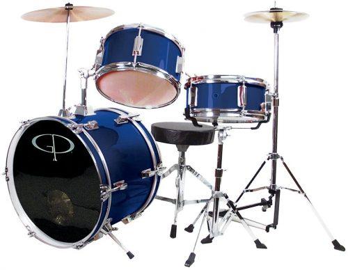 GP50BL Complete Drum Set for Kids