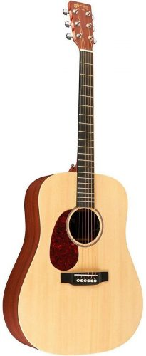 Martin DX1AE Acoustic-Electric Guitar - Left-Handed Acoustic Guitars