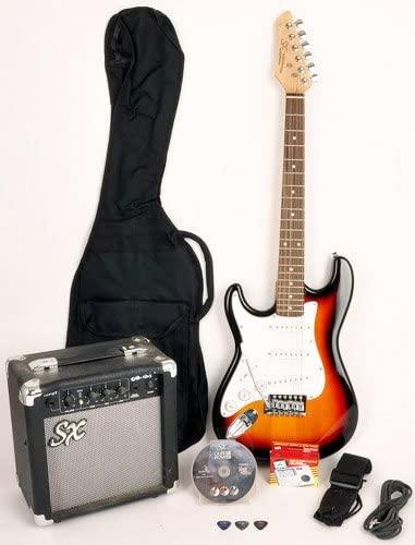 SX Beginner Electric Bass Guita - Bass Guitar beginner Kits