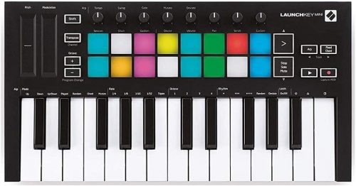 Novation Launchkey MK3 keyboard - MIDI Keyboards