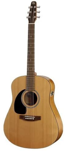 Seagull S6 QI Acoustic Guitar - Left-Handed Acoustic Guitars