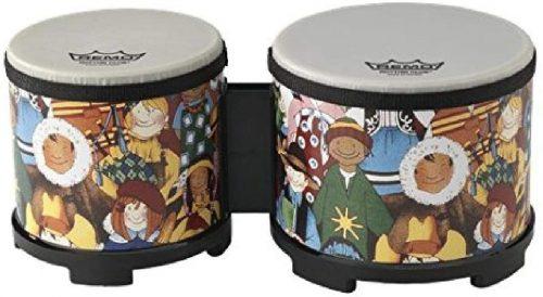 Remo Rhythm Bongo- Bongo Drums