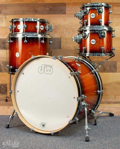 DW Design Acrylic Series - Acoustic Drum Sets