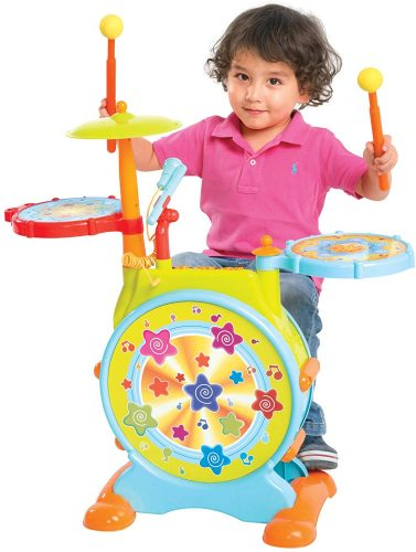 Best Choice Products Kids Electronic - Toddler's Drum Sets