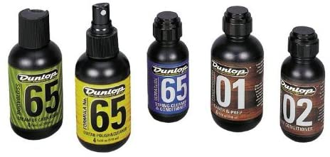 Dunlop Guitar Maintenance Kit  - Guitar Repairing And Maintenance