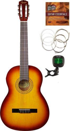 Squier SA-150 - Classical Guitar Beginner Kits