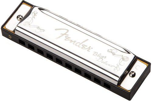 Fender Deluxe Harmonica - Harmonicas