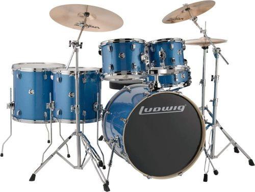 Ludwig Element Acoustic - Acoustic Drum Sets