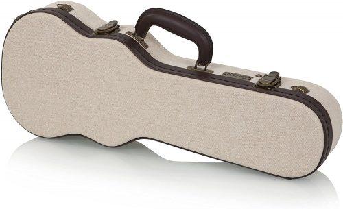 Gator Journeyman Series Deluxe - best ukulele cases