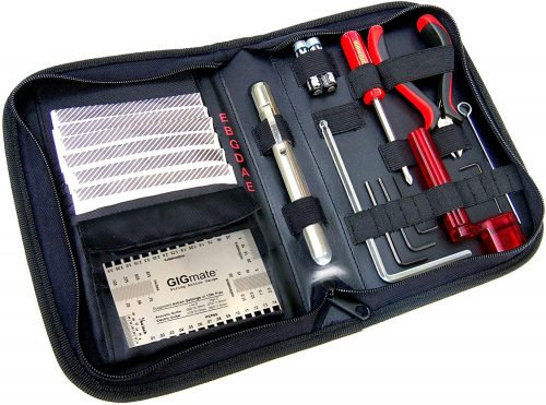 GIGmate Guitar Tool Kit and String Organizer - Guitar Repairing And Maintenance