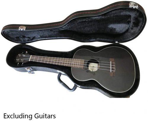 Glarry 26 Inch Python Pattern - best ukulele cases