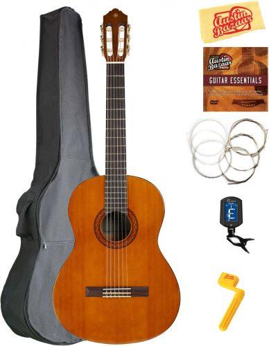 Yamaha C40 - Classical Guitar Beginner Kits